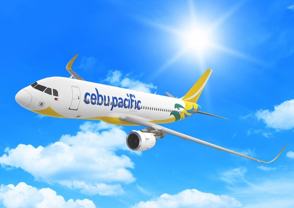 Cebu Pacific New Livery