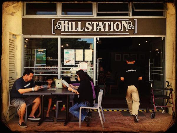 Hill Station Bistro in Baguio photo by Hill Station FB Page