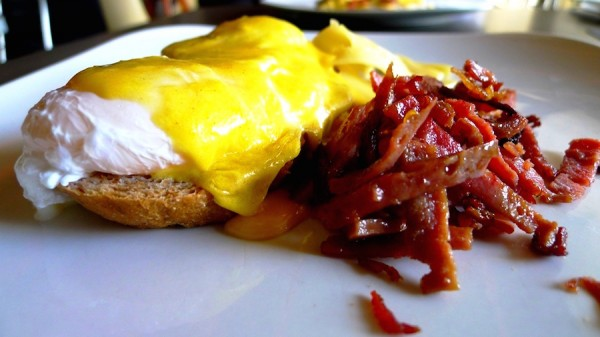 Poached Eggs at PHP295