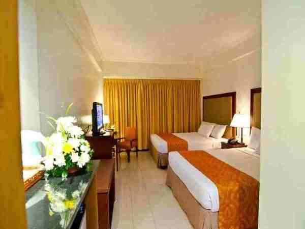 Lima Park Hotel Review