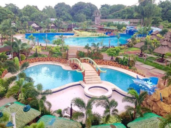Sitio Antonio Wavepool Resort