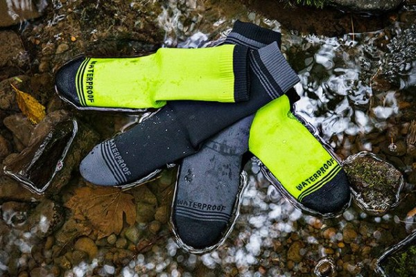 waterproof socks from Crosspoint