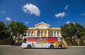 NLEX Lakbay Norte 5 Bus Capitol Complex