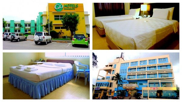 Affordable accommodation at Go Hotels and Bethel Guesthouse