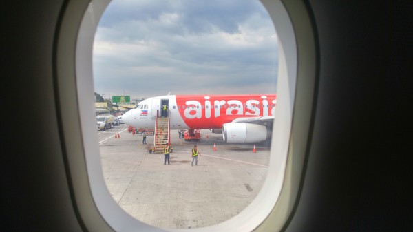 AirAsia Flight to Puerto Princesa City