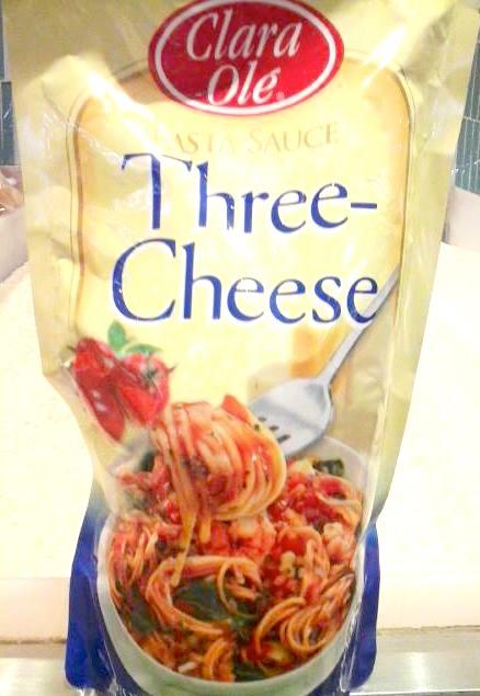 Clara Ole's Three Cheese Pasta Sauce