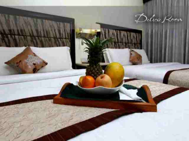 Deluxe Room at Diamond Suites and Residences Cebu