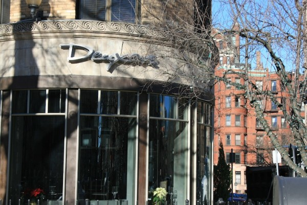 Deuxave Restaurant in the Back Bay