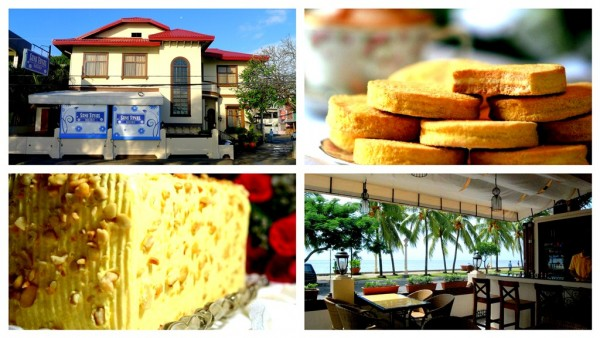 Get your sweet cravings satisfied at Sans Rival Bistro