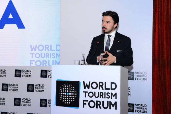 President of World Tourism Forum, Bulut Bagci