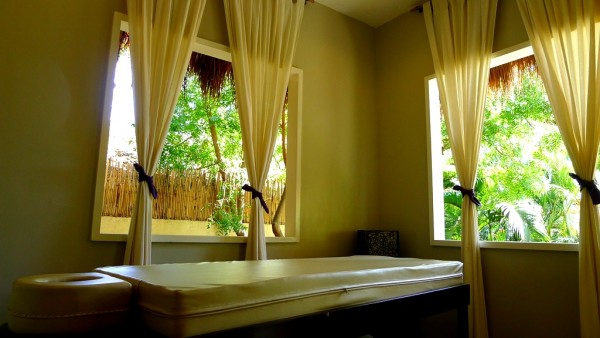 Private Massage Room