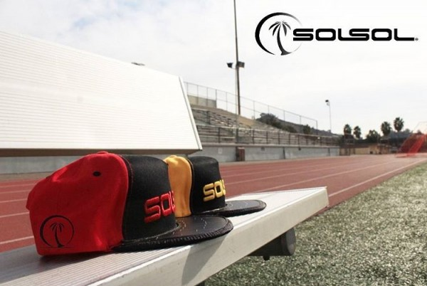 SolSol Solar Powered Hat Charger