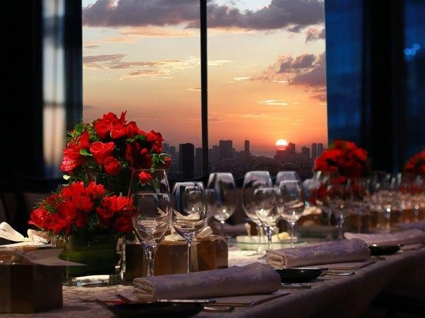 Romantic Valentine Treats - Sunset at Discovery Suites Ortigas