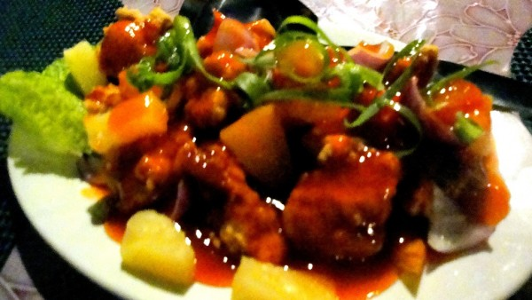 Sweet and Sour Pork at 150