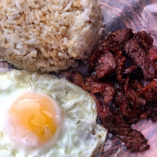 Tapsilog by Yvette Tan via Flickr