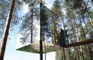 Treehotel in Harads Sweden