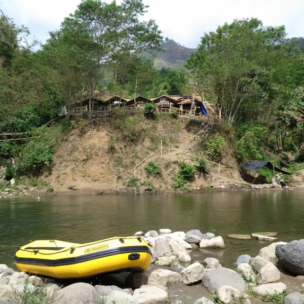 Bakngeb River Cave in Tboli, South Cotabato
