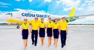 Cebu Pacific launches new cabin crew uniforms