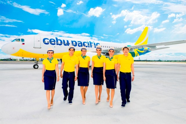 Cebu Pacific launches new cabin crew uniforms
