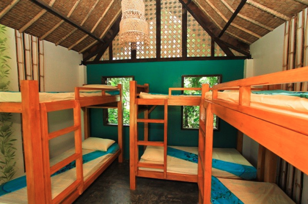 Cottage Dormitory for 6 people