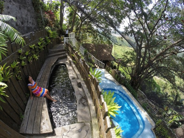 Dr Fish Spa at Luljettas Hanging Gardens and Spa in Antipolo
