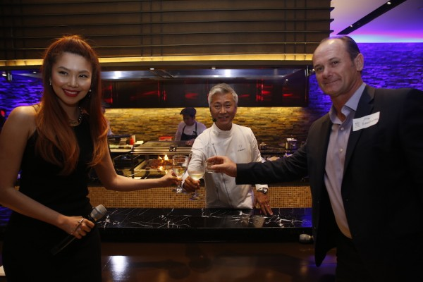 Epic Dining by Visa with Chef Hide Yamamoto
