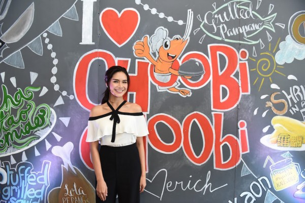 Erich Gonzales for Choobi Choobi