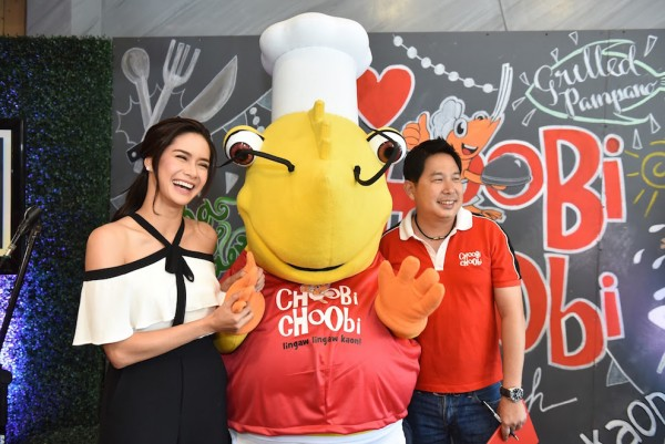 Erich Gonzales the new face of Choobi Choobi