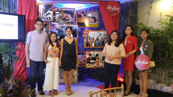 Launch of Travel to Wellness in Korea with AirAsia