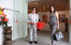 PHILEXCEL Art Center inaugurates Jack Nasser Collection