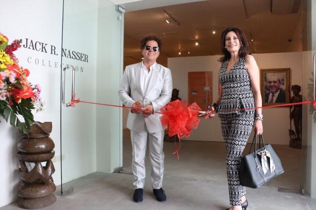 PHILEXCEL Art Center inaugurates Jack Nasser Collection