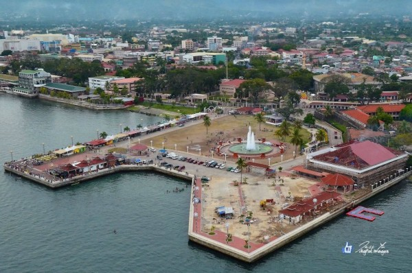 Paseo Del Mar Aerial View