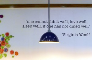 Quote by Virginia Woolf