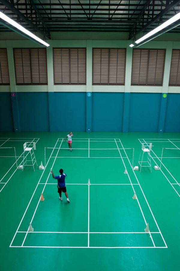 Stamina buildup at best with racket sports