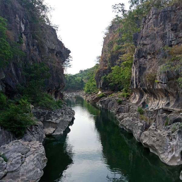 Travel Guide to Minalungao in Nueva Ecija photo via FB Page