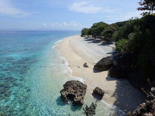 Tropical Beaches in the Philippines - Philippines on a budget