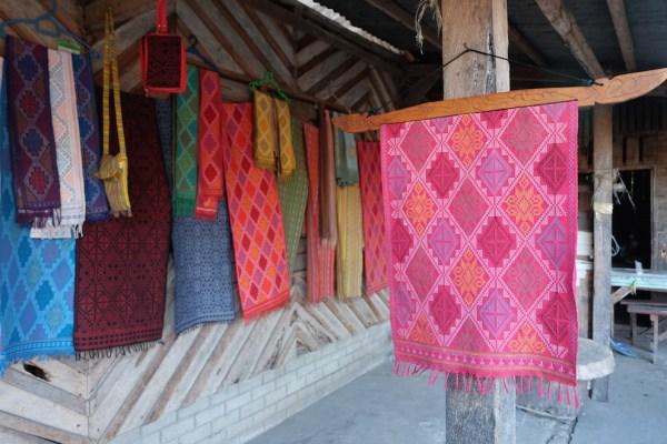 Yakan Weaving Village