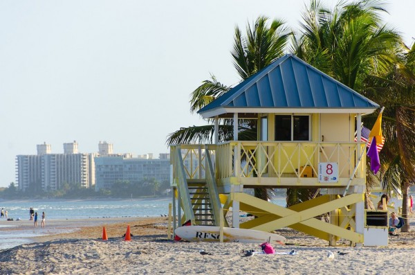 Best Beach Resorts in Miami
