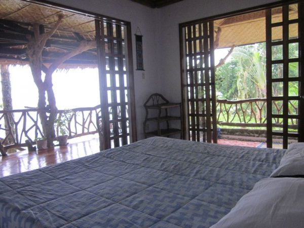 Casa Roca Inn's romantic bedroom