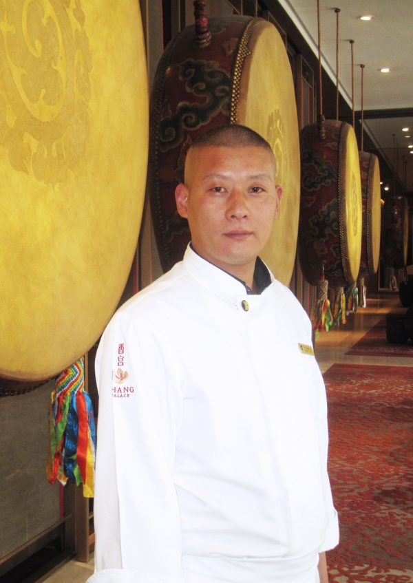 Guest chef Bart Chen will be presenting his signature dishes and two set menus during the Szechuan Food Promotion at Shang Palace.