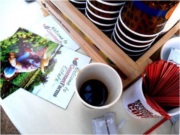Delectable Coffee of Gourmet Farms
