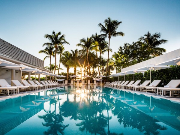 Metropolitan by COMO in Miami Beach Florida