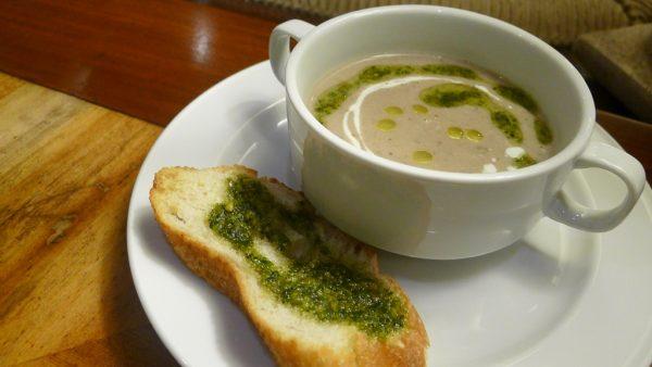 Minestrone Zuppe at PHP168