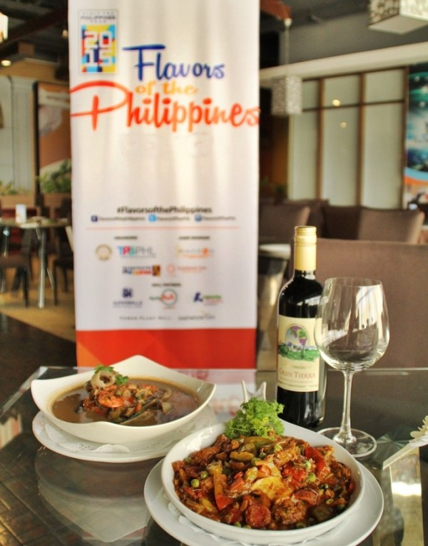 Restaurants all over the country are participating in Flavors of the Philippines