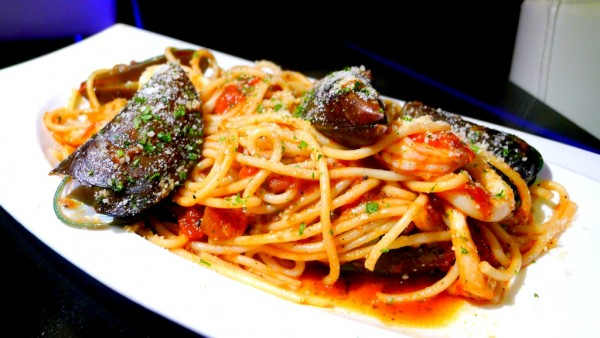 Seafood Marinara at PHP330