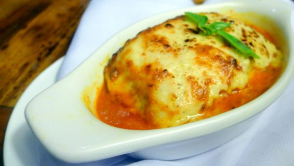Traditional Lasagna at PHP288