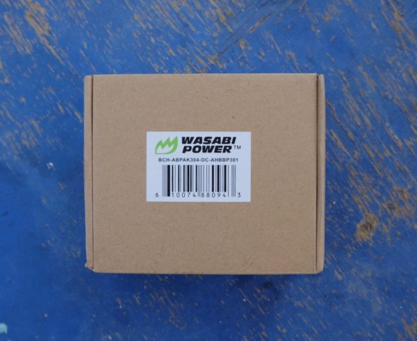 Wasabi GoPro Replacement Batteries