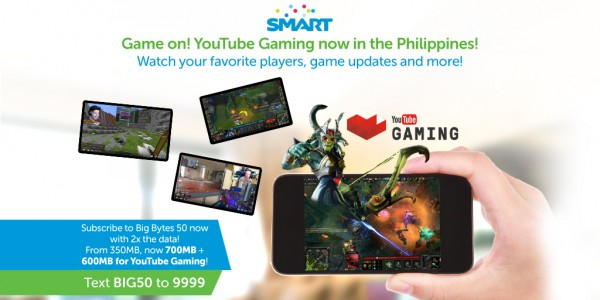 Youtube Gaming with SMART