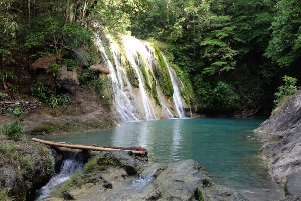 Daranak Falls Swimming Area