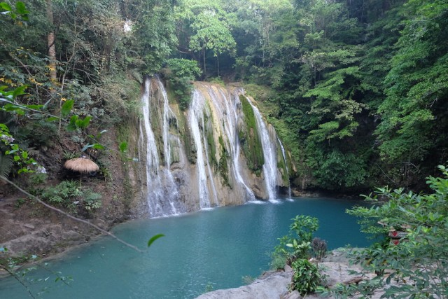 Daranak Waterfalls in Tanay